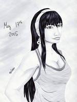 Kyanna Delrio (Huniepop) by Rander-MT