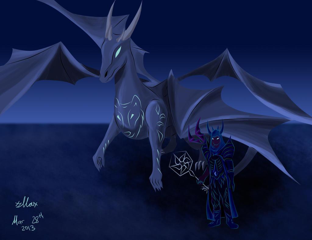 Spirit Warden's Dragon