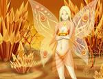 Fairy of the Crystal Garden