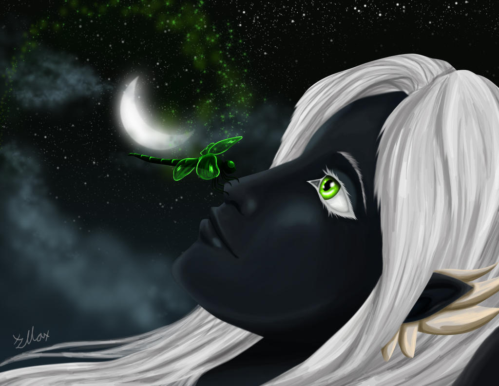 The Emerald Friend of Kara Sulema