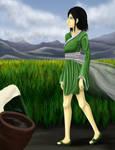 Sake with Aiko (Huniepop)
