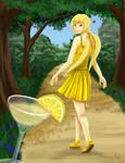 Lemon Drop with Tiffany (Huniepop)