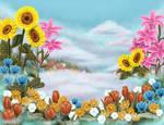 Sky Garden I (Huniepop)