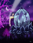 Amongst the Crystal Flora