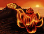 Reminiscence of the Flaming Fruit
