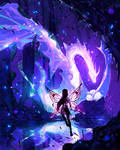 The Crystal Nest by ryky