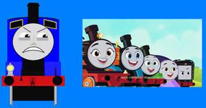 My reaction to Series 25 Thomas