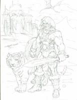 -He-Man sketch by -vassago-