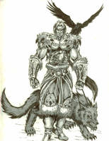Diablo2 Druid by -vassago-