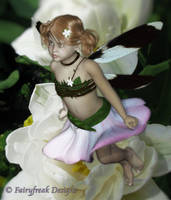 A fairy by fairyfreakster