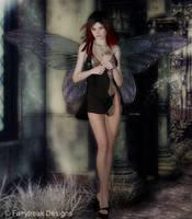 Sunday Shimmer Fairy by fairyfreakster