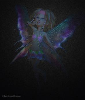 a doodle fairy