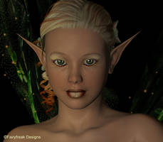 Eve Fairy Portrait