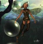 Bubble Dance Fairy