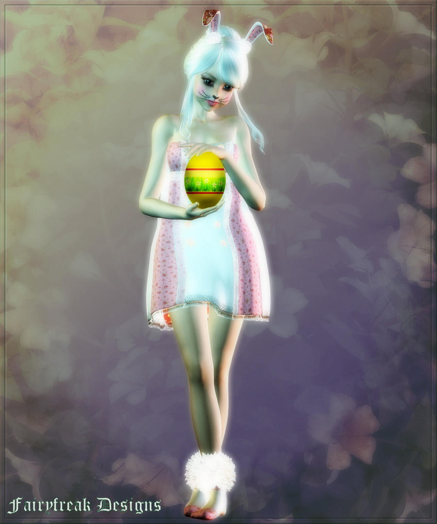 Happy Easter by fairyfreakster