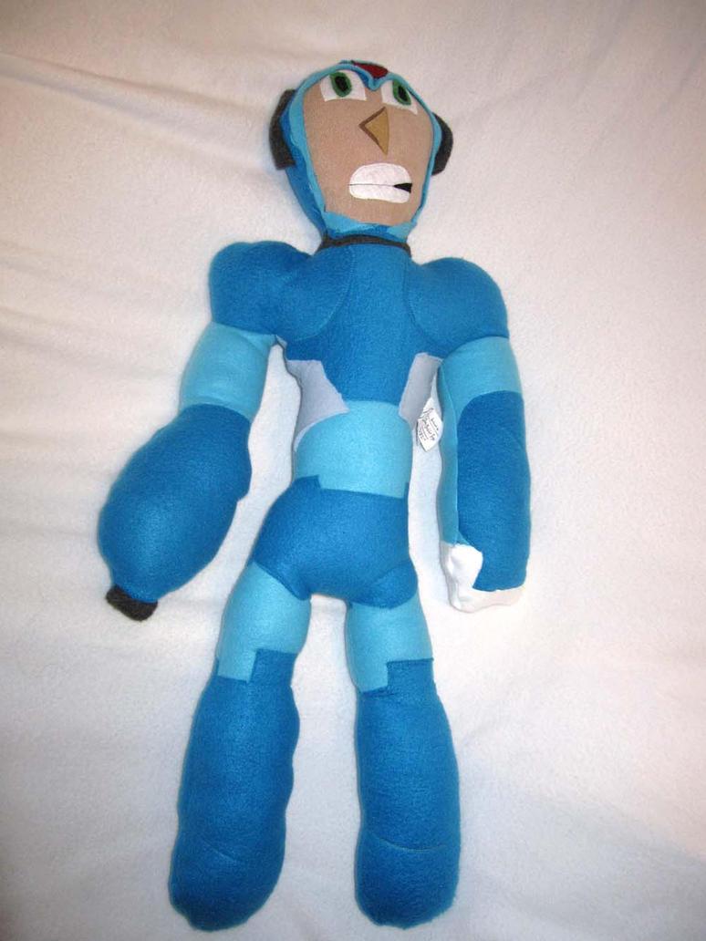 Megaman Plushie