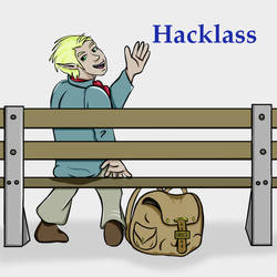 Hacklass Gump by ZodiacEclipse