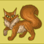 Squirrelflight  by HeatherBerserker