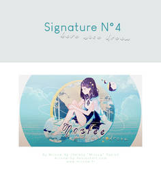 SIGN4 - Have Nice Dream by Miinow-hp