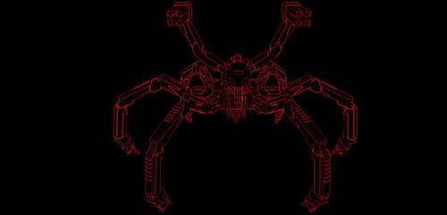 Spiderbot2 Edge by Z-warriors-unite