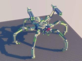 Spdrbot2 1 by Z-warriors-unite