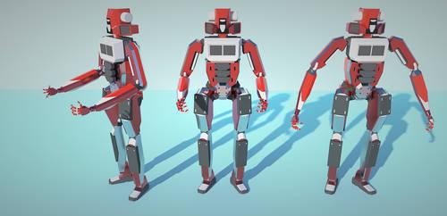 Humanoid-1 by Z-warriors-unite