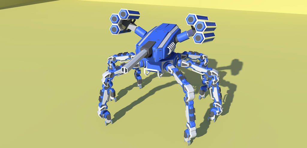 Crab2 by Z-warriors-unite