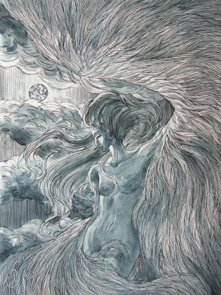 Siren by AkagenoSaru