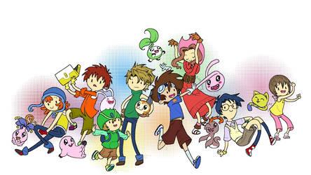 Digimon Adventure Time