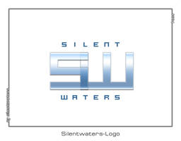 Logo - SilentWaters 02 by Silentwaters
