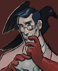 Dr. Ludwig by MishaJeremy