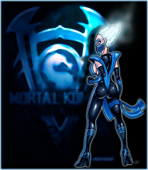 Frost Mortal Kombat By PK26 On DeviantArt
