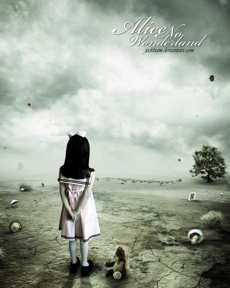 Alice No Wonderland by jeckham