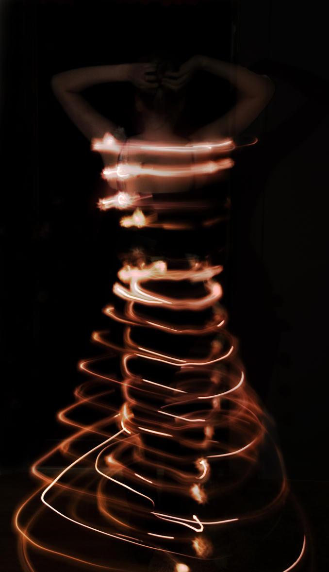 Dress of light by HattersHoney
