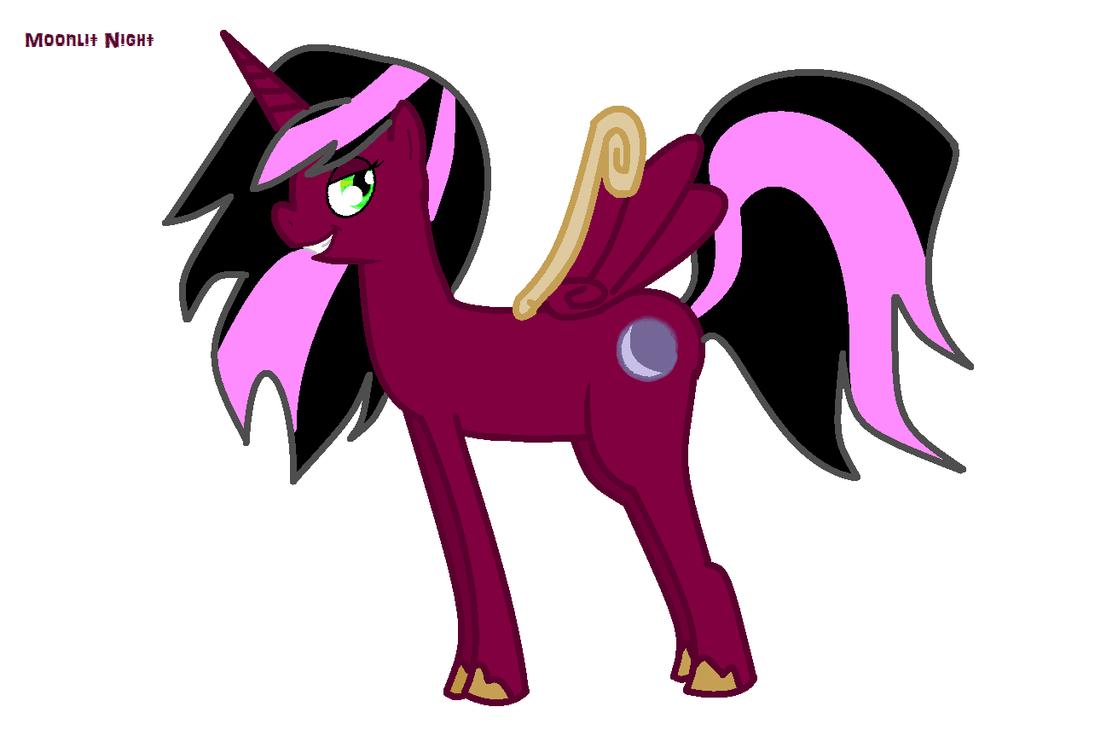 My Pony Oc by samfly02mim