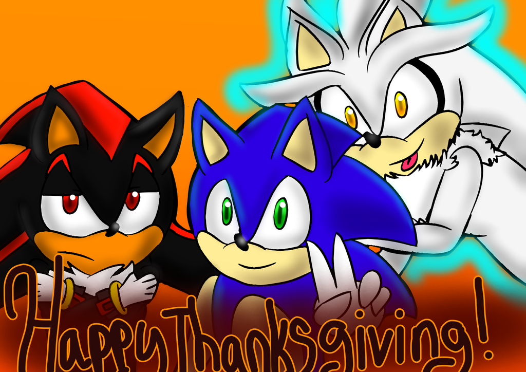 Happy Thanksgiving! by Soshadilver