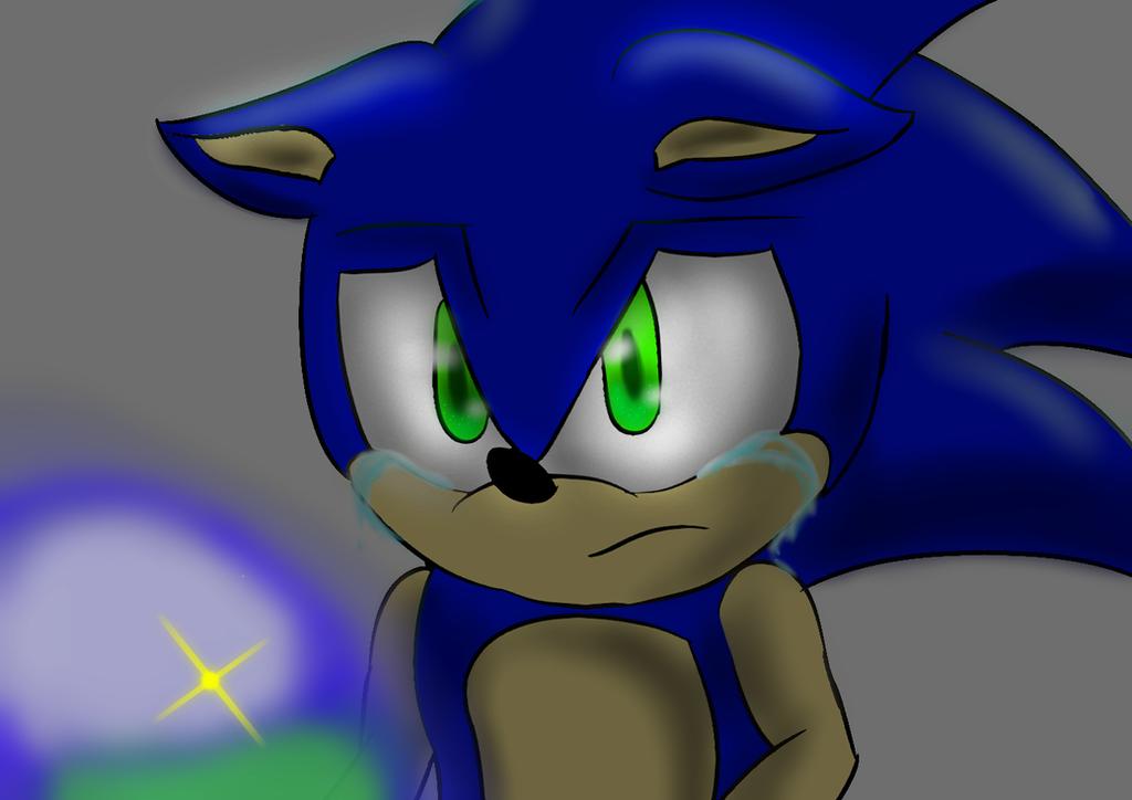Sayonara, Shadow the Hedgehog by Soshadilver