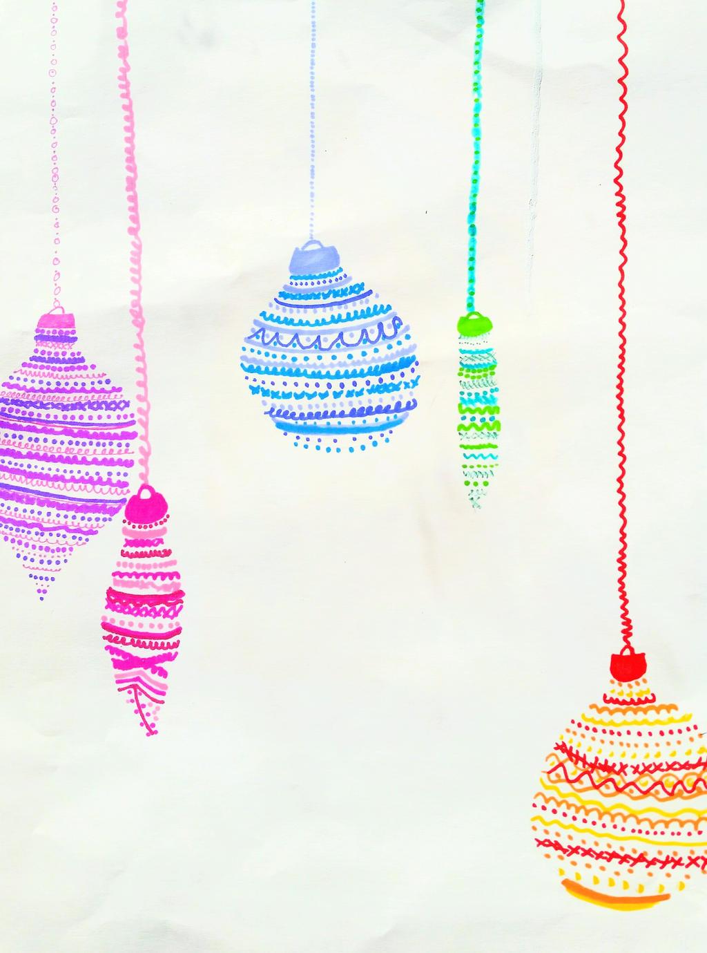 Ornaments by Soshadilver