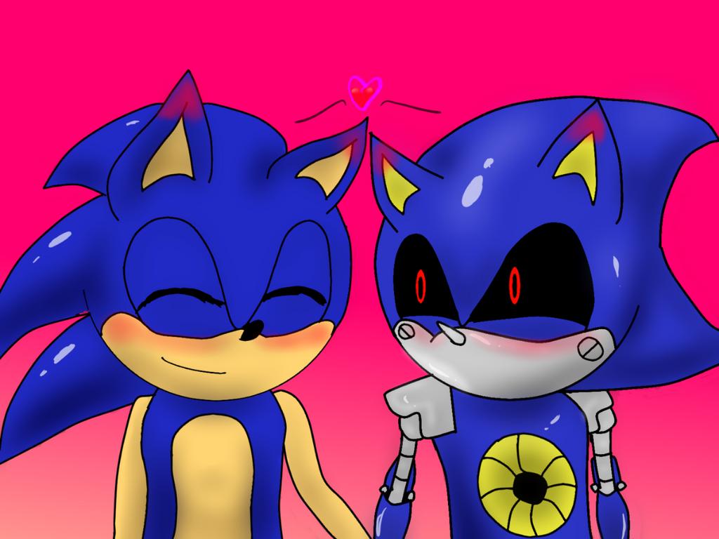 Sonic X Metal by Soshadilver