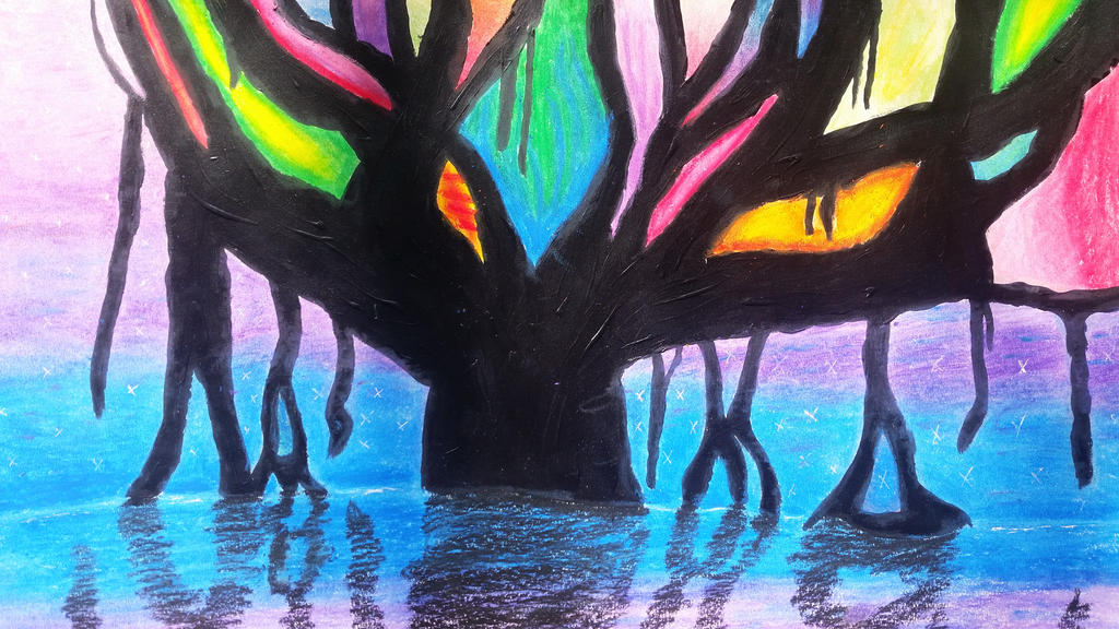 Banyan Tree by Soshadilver