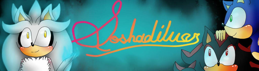 My New YouTube Banner  by Soshadilver