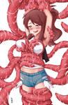 Commission - Hilda by Yuharu24
