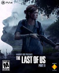 The Last Of Us: Part II Custom Cover
