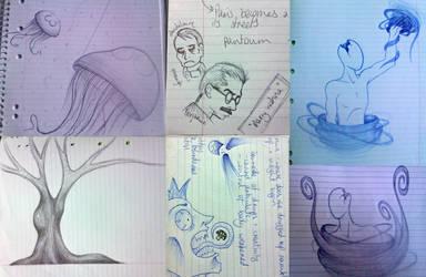 Uni Doodles