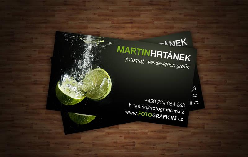 Business cards by mogwaj