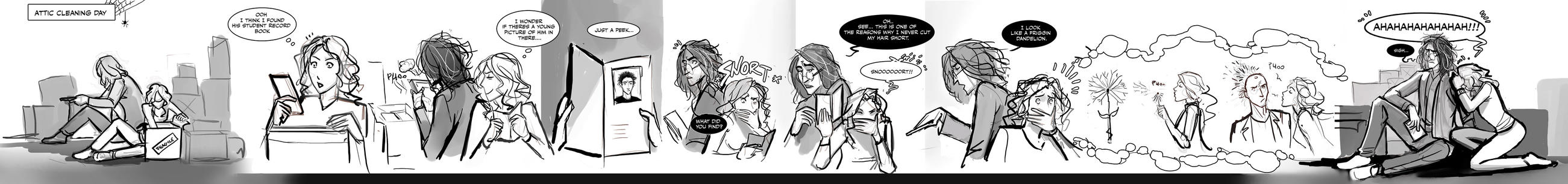 don't give her ideas XD by sigeel