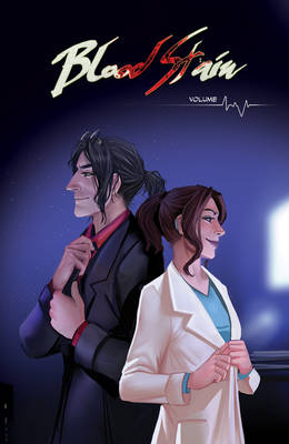 Blood Stain Vol4 cover