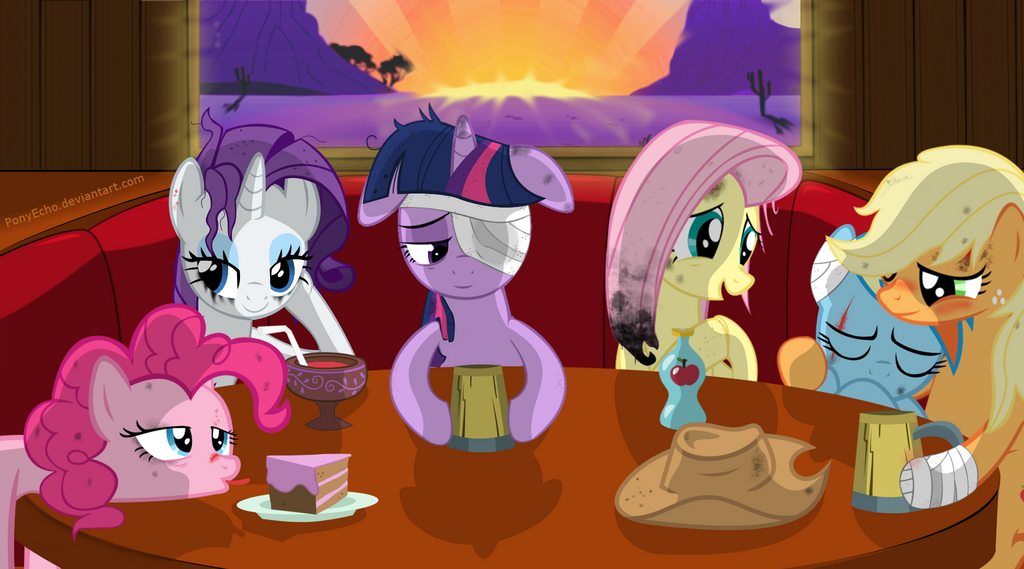 Mlp Inflation Fanfic