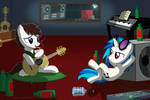 Late Night Jam Session ~ Commission
