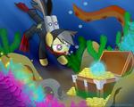 Daring Do And The Kraken's Treasure ~
